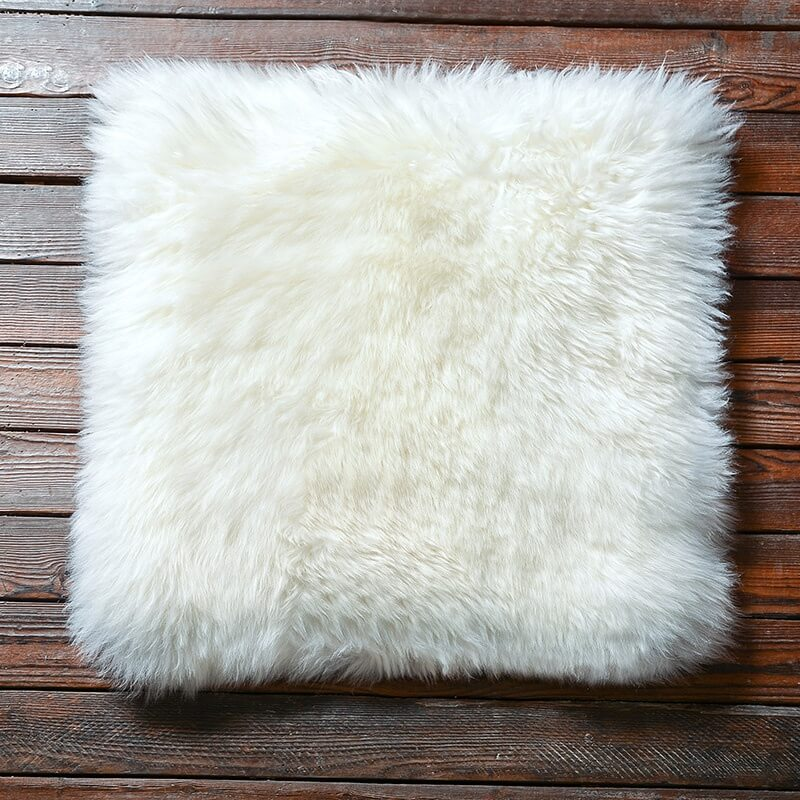 square fur sheepskin chair cover seat cushion pad super soft area rugs for living bedroom sofa9